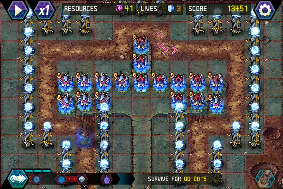 Tower Defence: Lost Earth Guide Screenshot 5