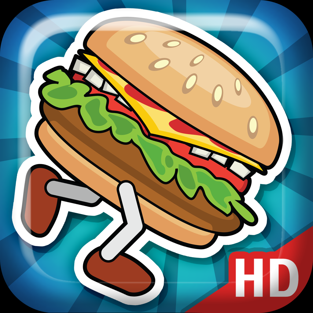 Food Run HD iOS